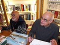 Claude Marti et Patrice Cartier en 2015.jpg