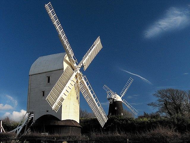 Clayton Windmills