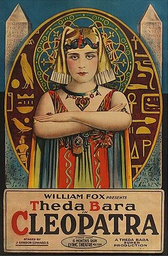 Cleopatra (1917 film) - Original release poster
