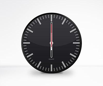 Clock - Dark 6.00am Graphics by Trisorn Triboon.jpg