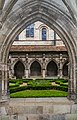 Cloister of the Saint Stephen cathedral of Cahors 37.jpg
