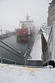Coast Guard cutters pass through Soo Locks 140321-G-AW789-007.jpg