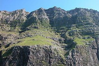 Svínoy - Image: Coast of Svínoy, Faroe Islands (2)