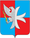 Coat of Arms of Nazar'evskoe municipal division.png