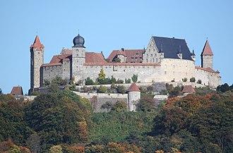 Saxe-Coburg and Gotha - Image: Coburg Veste 4