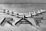 Cochran Army Airfield - RAF Cadets Stand in Special Formation.jpg