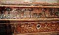 Cofanetto dalla chiesa di san francesco a guardiagrele, 1350-1400 ca. 03 fontana e cavalieri.jpg
