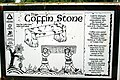 Coffin Stone Plaque - geograph.org.uk - 1472436.jpg