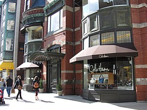 Cole Haan - Cole Haan on Newbury Street in Boston