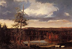 Cole Thomas Landscape the Seat of Mr. Featherstonhaugh in the Distance 1826.jpg