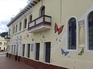 Sativanorte - Image: Colegio Sagrado Corazon de Sativa