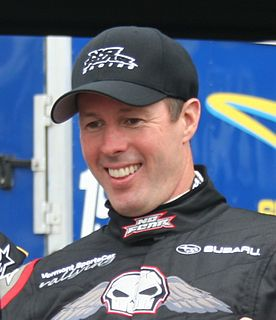 Colin McRae British racing driver