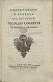 Colletti - Dissertazioni d'algebra, 1787 - 774057.tif