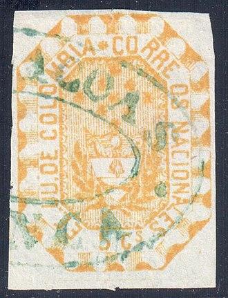 Barbacoas, Nariño - Image: Colombia 1866 Sc 45
