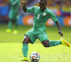 Colombia and Ivory Coast match at the FIFA World Cup 2014-06-19 (17).jpg