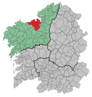 A Coruña (comarca)