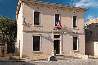 Combas Commune in Occitanie, France