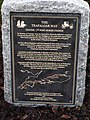 Commemorative Plaque, Exeter - geograph.org.uk - 1145030.jpg