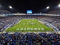 Commonwealth Stadium of Kentucky - Kentucky Wildcats v.s. Georgia Bulldogs - SEC football, October 2012 (2012-10-20 by Navin75).jpg