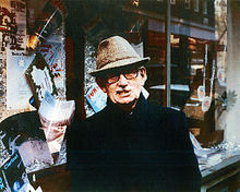 Tommie Connor in New York City circa 1980