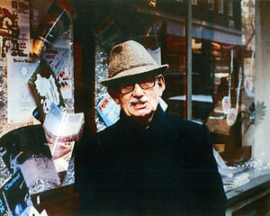 Tommie Connor - Tommie Connor in New York City, ca. 1980