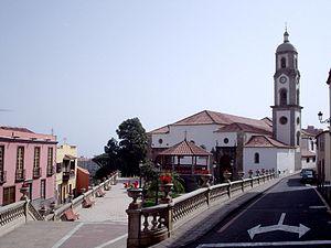 Los Realejos - Image: Concepción Relejos