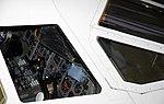 Concorde cockpit, Imperial War Museum, Duxford. (30974272756).jpg