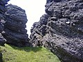 Conglomerate Tors on Carn Mor - geograph.org.uk - 1723249.jpg
