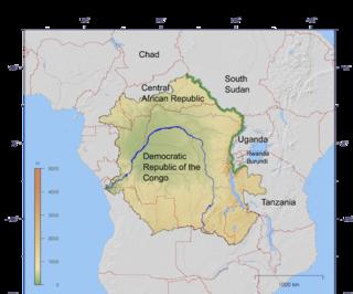 Congo-Nile Divide