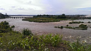 Congo river viewed from Kintambo 1.jpg