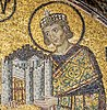 Mosaic of Constantine the Great