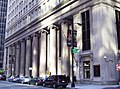Continental Illinois Bank Building 101-135 West Quincy Street Clark Street facade from north.jpg