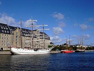 Copenhagen Admiral Hotel - Copenhagen Admiral Hotel by night