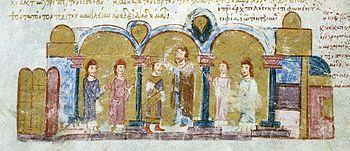 Coronation of Emperor Tzimiskes, Chronicle of Johannes Skylitzes