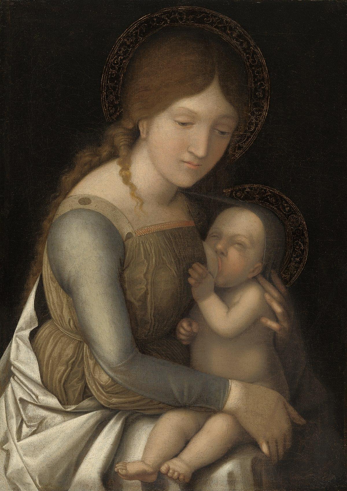 Colori In Luce Correggio madonna barrymore - wikipedia