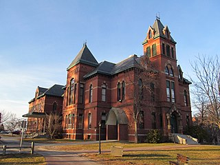 Gorham Campus Historic District historic district in Gorham, Maine