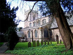 Cossington, Leicestershire - Cossington parish church