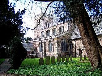 Cossington, Leicestershire - Cossington parish church