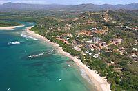 Costa Rica Playa Tamarindo and Rivermouth 2007 Aerial Photograph Tamarindowiki 01.JPG