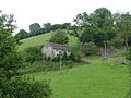 Cottage near Tal-y-Wern - geograph.org.uk - 472722.jpg