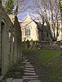 Cottages and church, Tyneham - geograph.org.uk - 319282.jpg
