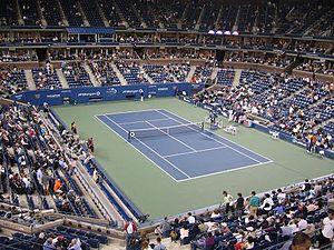 DecoTurf - Arthur Ashe Stadium, US Open in Decoturf.