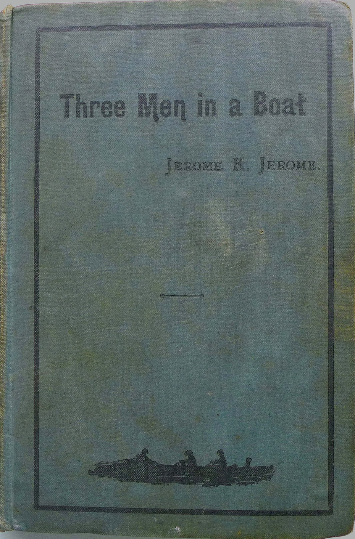 Three Men In A Boat Wikipedia