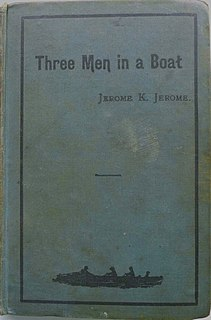 <i>Three Men in a Boat</i>