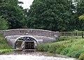 Coxbank Bridge, Shropshire Union Canal, Cheshire - geograph.org.uk - 580010.jpg