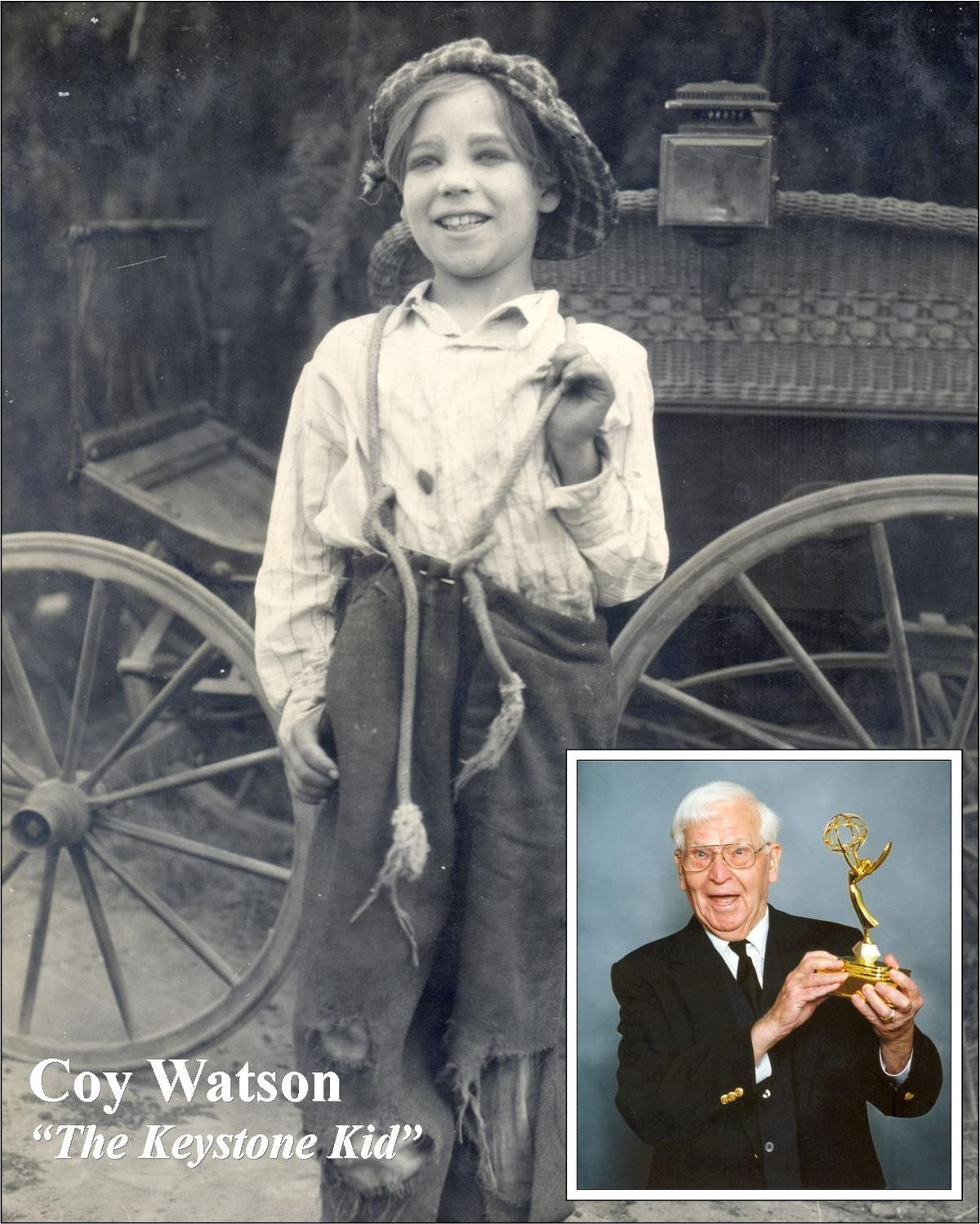 Coy Watson Jr. - Wikipedia