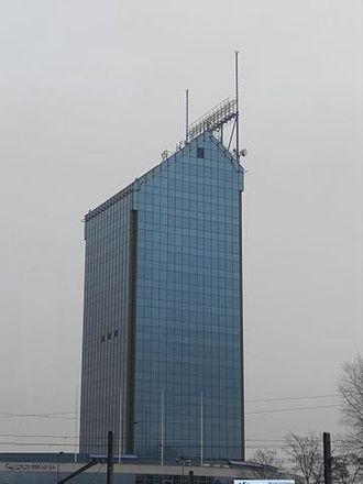 Grzegórzki (Kraków) - Cracovia Business Center