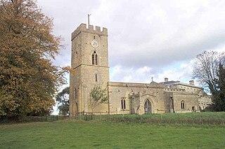 St Andrews Church, Cranford Church in Northamptonshire, England