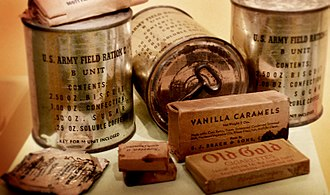 United States military ration - C-rations
