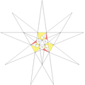 Crennell 38th icosahedron stellation facets.png